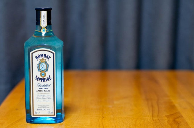 Bombay Sapphire by NOKTON58mm