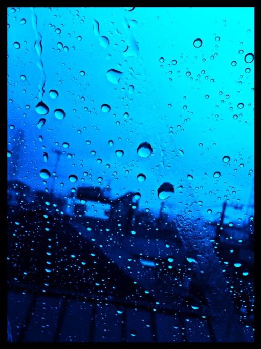 ひさびさの雨 by Photo fx