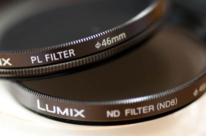 GF2 用のPL&NDフィルター