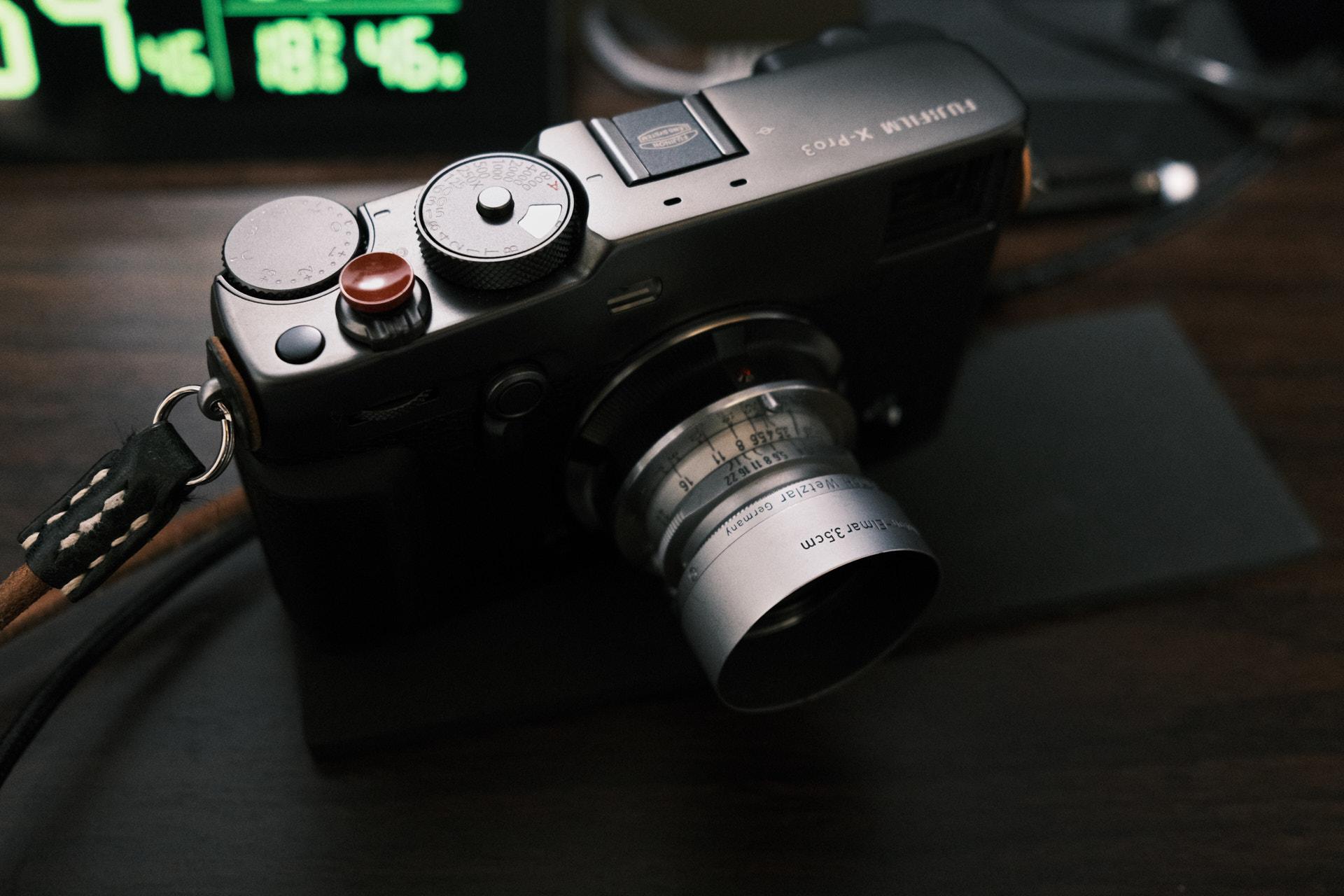 X-Pro3とSummaron